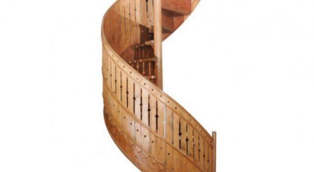 spanish spiral staircase