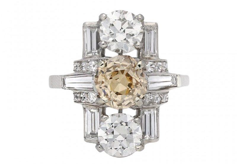 Jewellery of Roaring Twenties