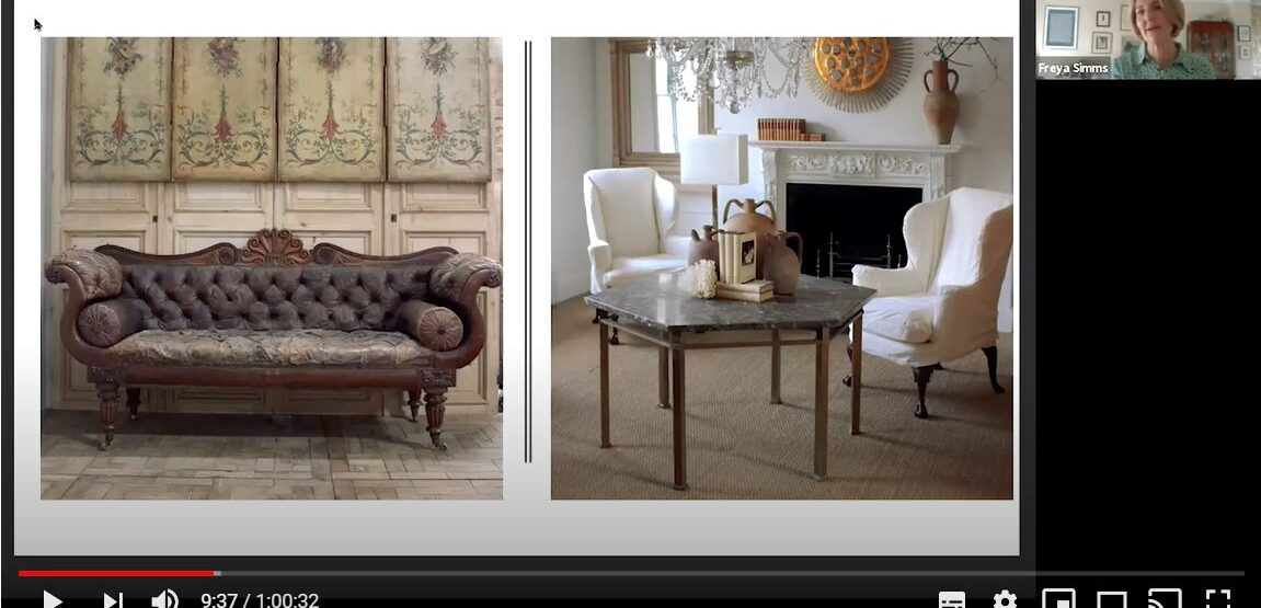 interior design webinar